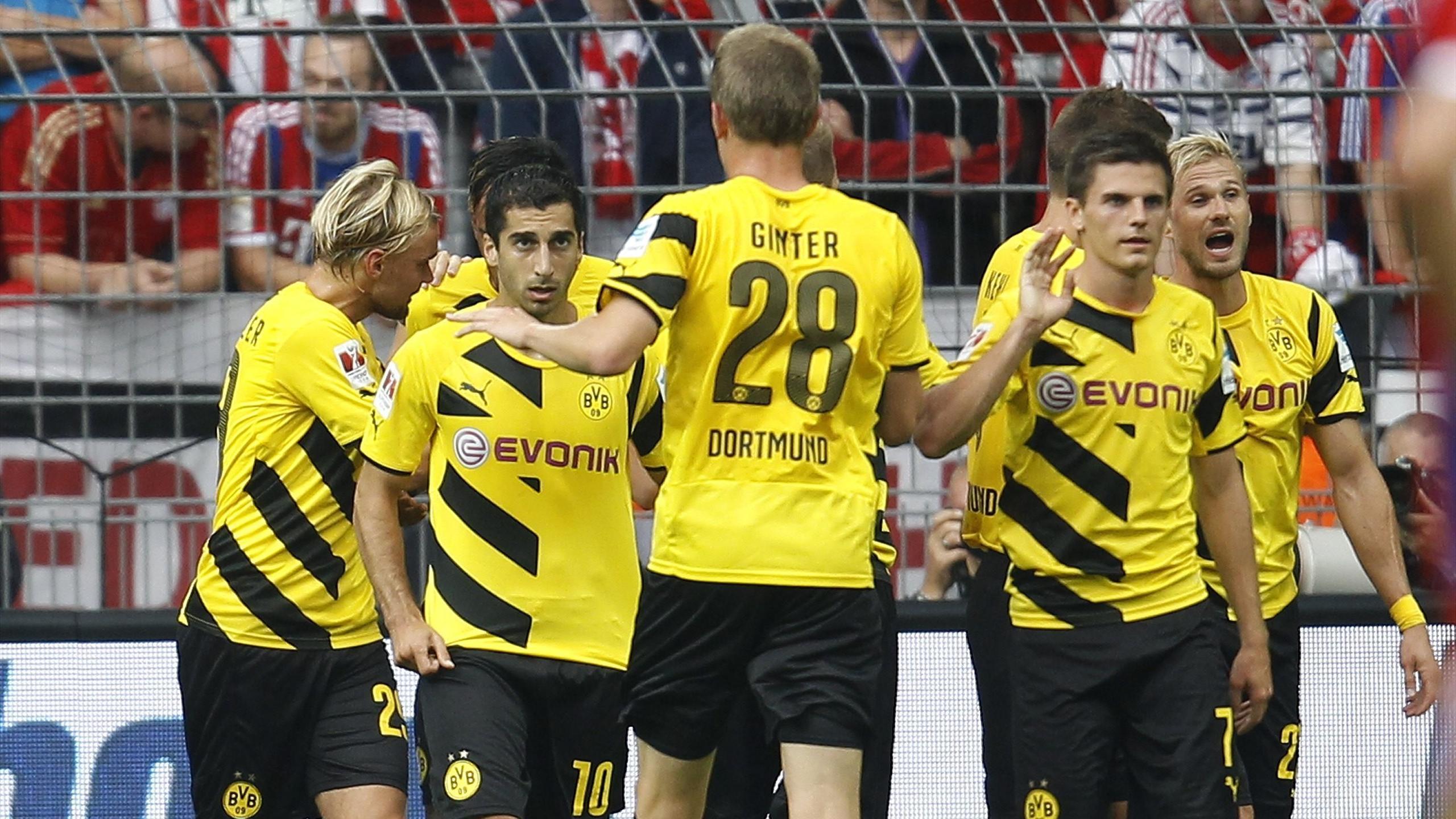 Pronostici Borussia Dortmund-Herta Berlino