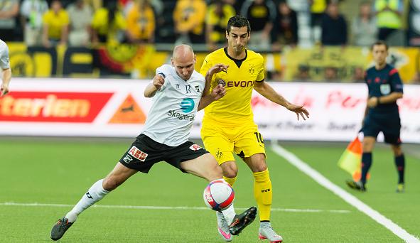 Pronostici Borussia Dortmund-Odd
