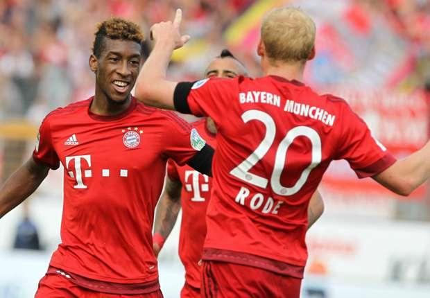 Pronostici Bayern Monaco-Hertha Berlino